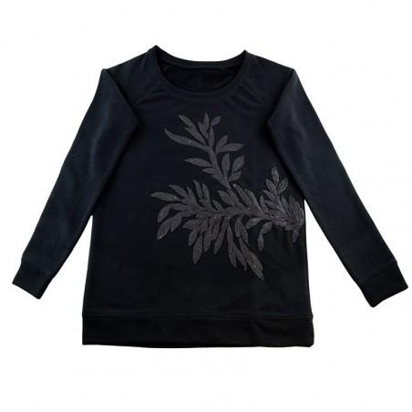 sweater César (motif noir)