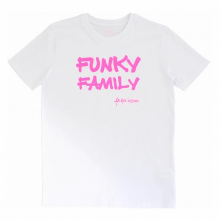fluo pink- 'Funky Family'...