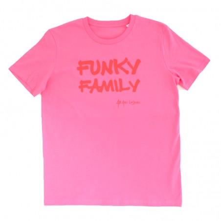t-shirt Funky Family...