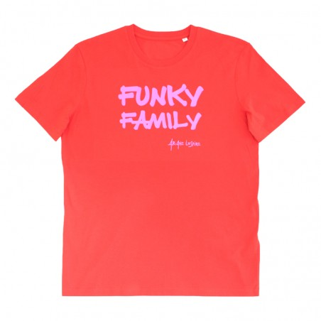 fluo pink - red 'Funky...