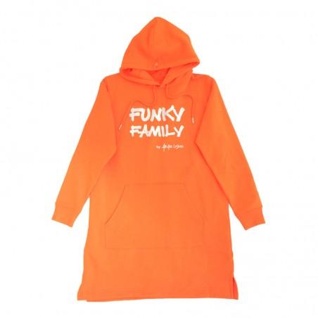 robe Funky Family orange -...
