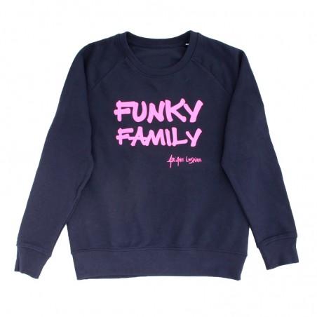 sweater Funky Family marine...