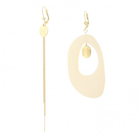 'Bone' earrings