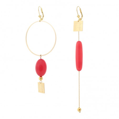 'Dragi 1' earrings