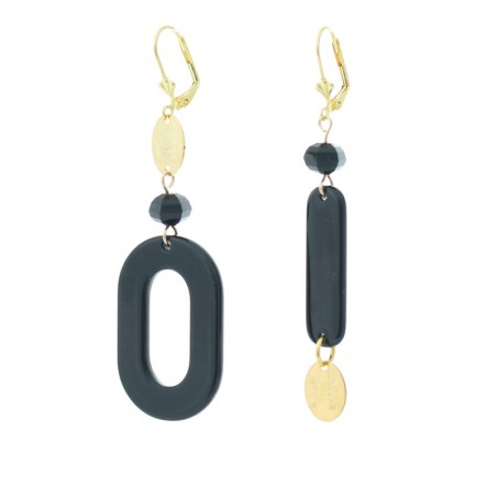 'Nero 5' earrings
