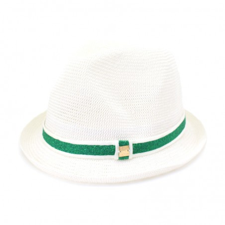 'Green' trilby