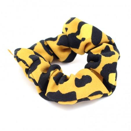mustard 'Jane' Scrunchie