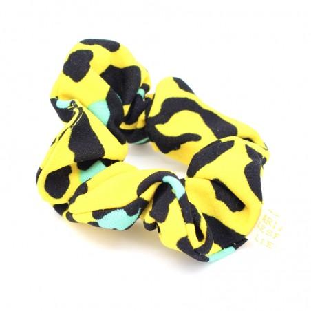 yellow 'Jane' Scrunchie