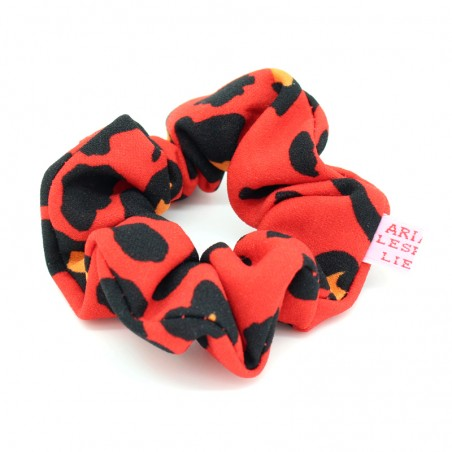 red 'Jane' Scrunchie