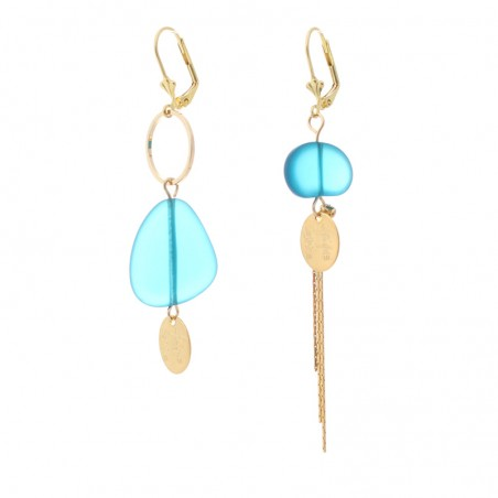 'Lagoon' earrings