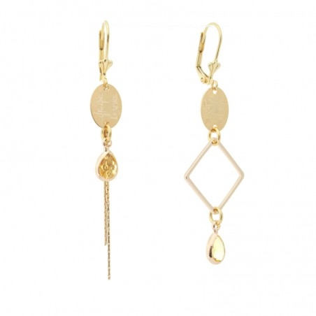 'Mini Cristal' earrings