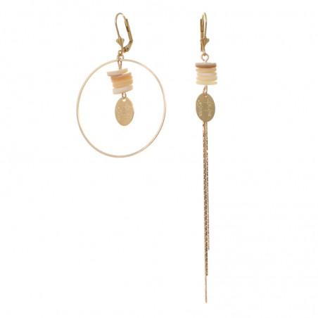 'Saga 1' earrings