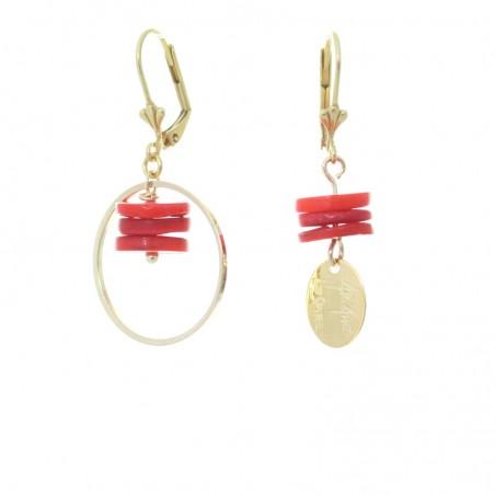 'Saga 2' earrings