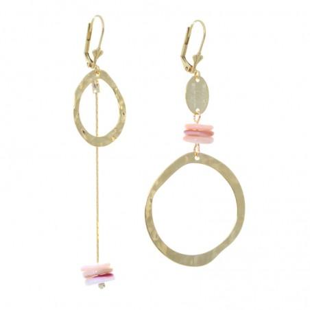 'Saga 3' earrings