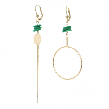 'Saga 4' earrings