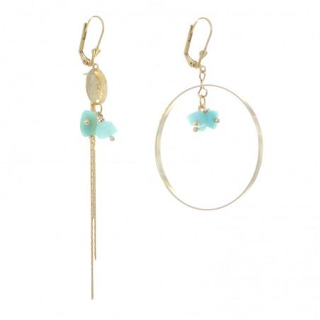'chaton 4' earrings