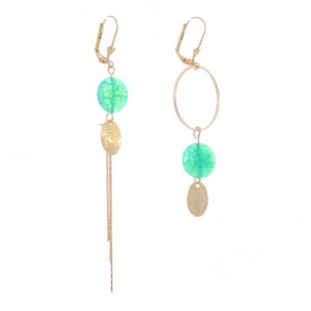 'Craky 2' earrings