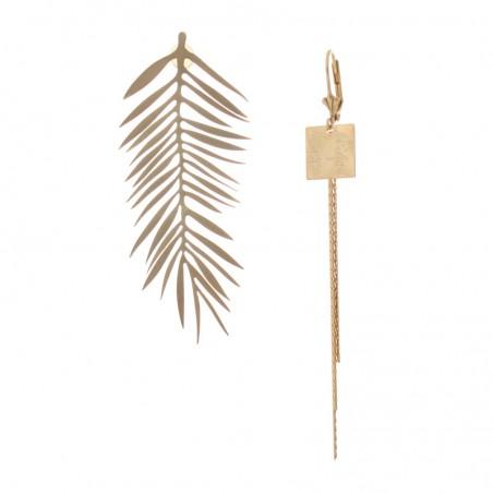 'SAPI 1' earrings