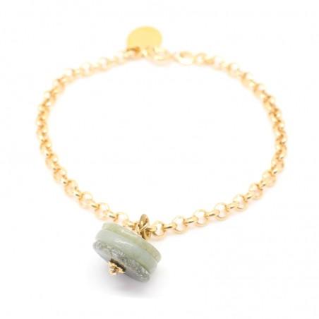 'Saga' chain bracelet
