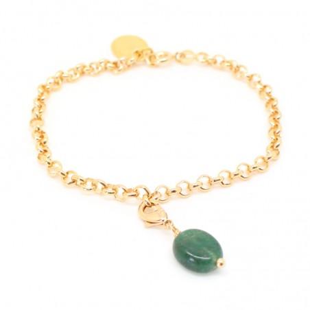 bracelet chaîne Clipo