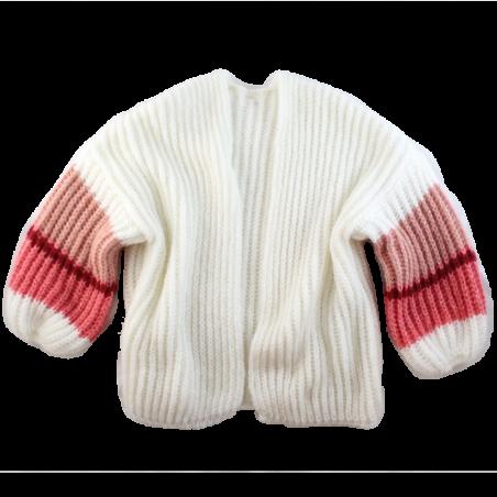 Coral 'Olga' vest