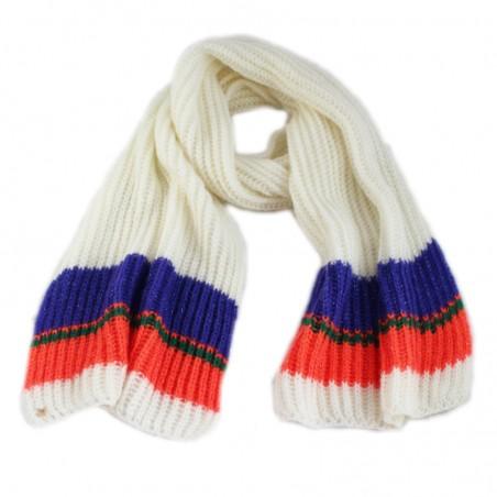 Indigo 'OLGA' scarf