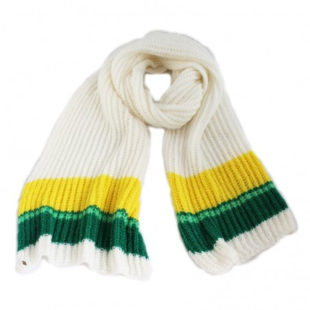 Pistachio 'OLGA' scarf