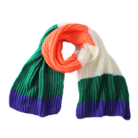 Indigo 'TOMILI' scarf