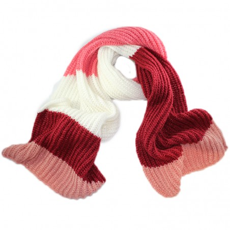 Coral 'TOMILI' scarf