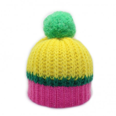 Yellow 'TOMILI' hood