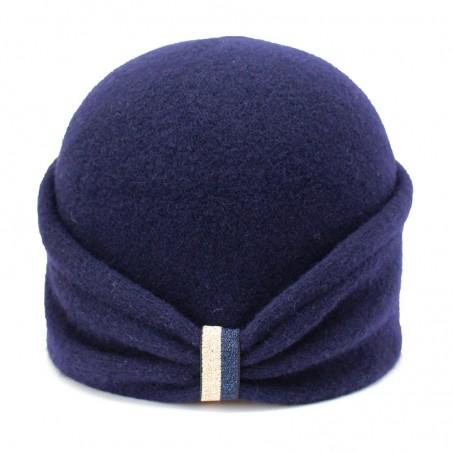 Pleated 'Betty' hood