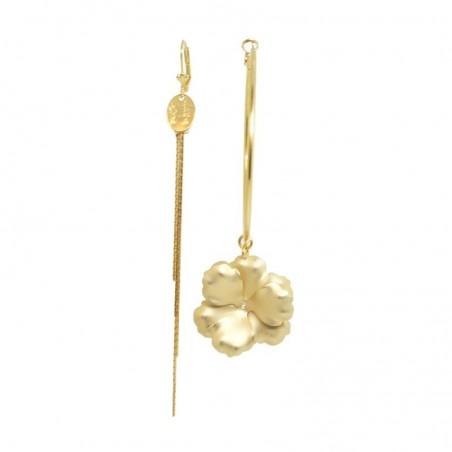 MUSCHA Creole earrings