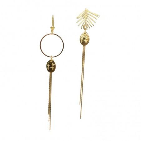 'SAPI 2' earrings
