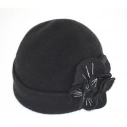 bonnet Milo noir