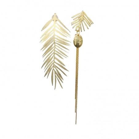 'SAPI 3' earrings