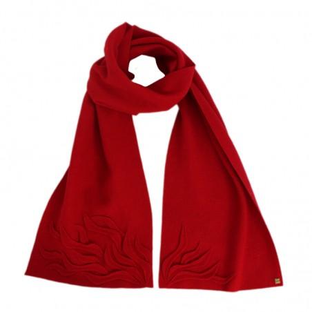 'DEVIL' scarf