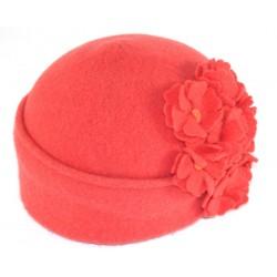 bonnet Mia abricot