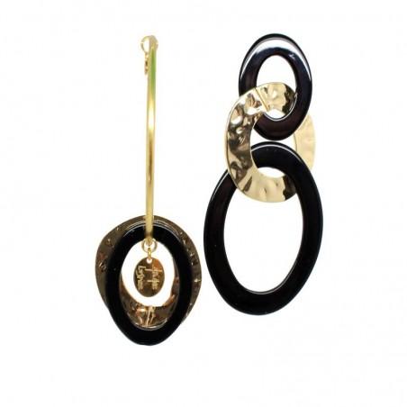 'RUNO 1' creoles earrings
