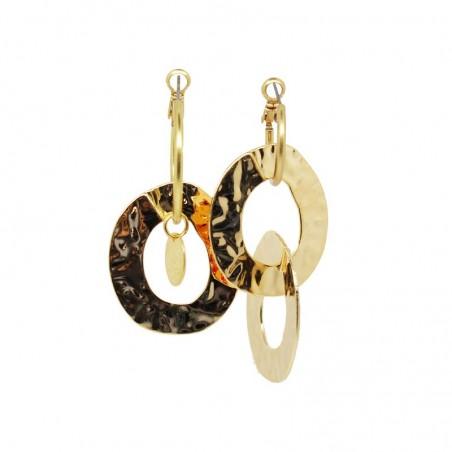 'RUNO 2' creoles earrings