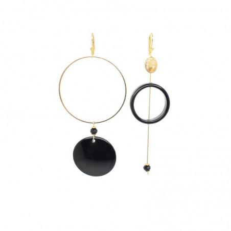 'NERO 6' earrings