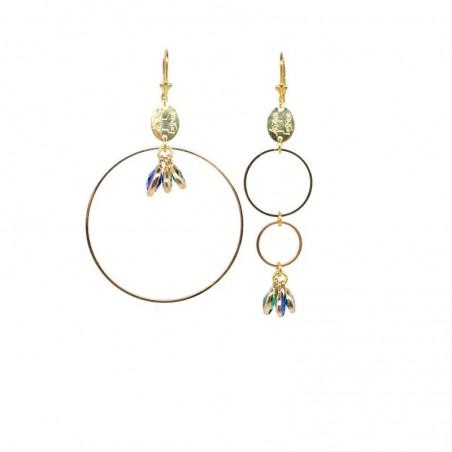 'CRISTAL MULTI 1' earrings