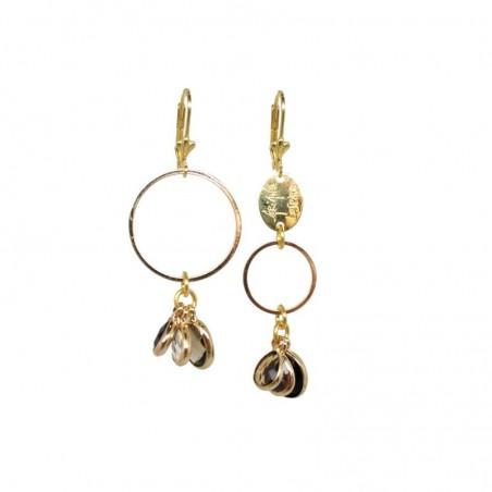 'CRISTAL MULTI 2' earrings