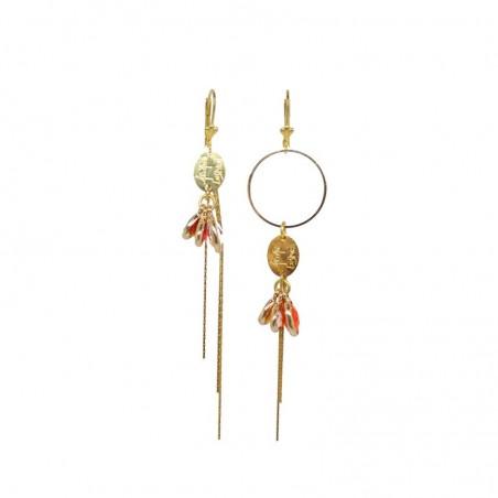 'CRISTAL MULTI 3' earrings