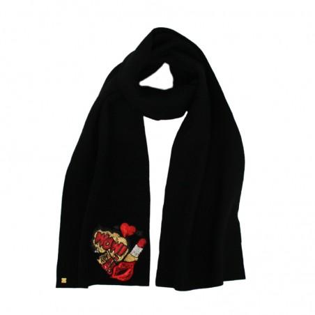 'GIRLY' scarf