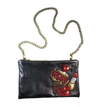 'GIRLY' purse
