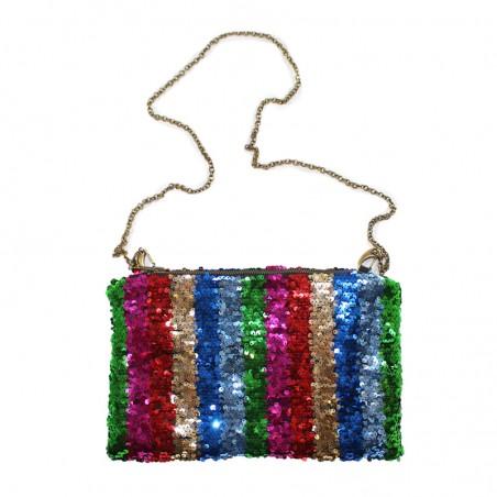 'RAINBOW' purse