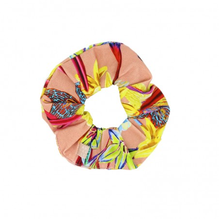 'ORCHID' Scrunchie