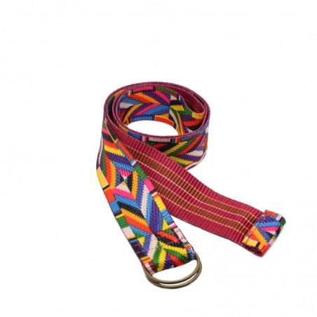 'PERU' belt