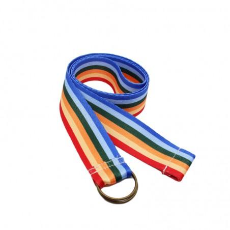 'RAINBOW' belt