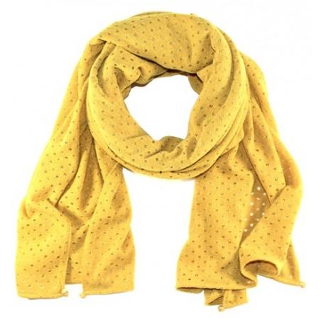 'Pepita' scarf